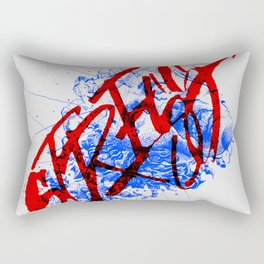 Postmodern State of Life Rectangular Pillow
