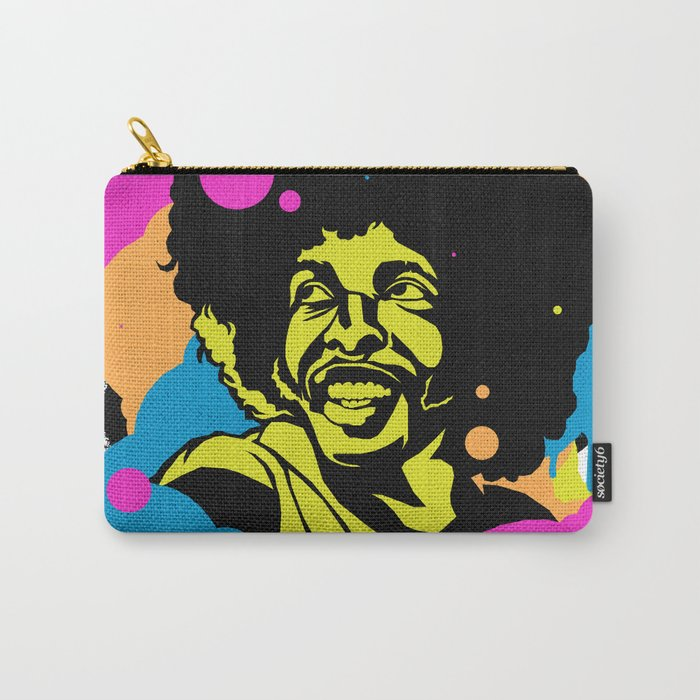 Soul Activism :: Sly Stone Carry-All Pouch