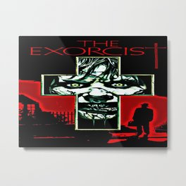 Exorcise Your Demons Metal Print