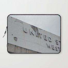 Crumbling Building - Seattle, WA Laptop Sleeve