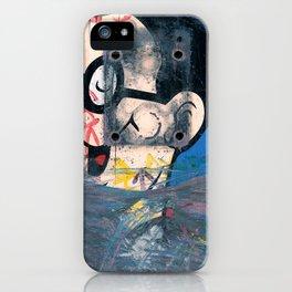 Andy Scott, Flip, 1996 iPhone Case