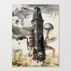 Lighter than MKE Canvas Print