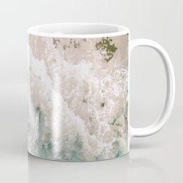 Frothy Fourth Beach Coffee Mug