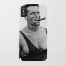 Arnold iPhone Case