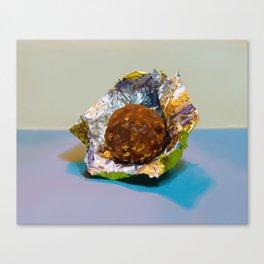 Chocolate Treat Canvas Print