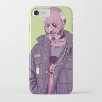 90s iPhone & iPod Cases featuring 80/90s  - DS by Mike Wrobel