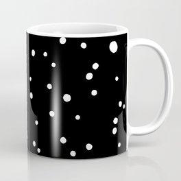 Black Rock Star Field Coffee Mug