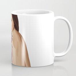 Rose Tattoo Girl Coffee Mug