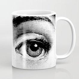 Lina Cavalieri Eye 02 Coffee Mug