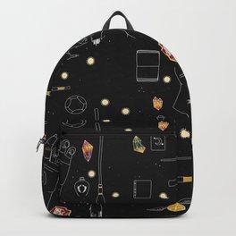 July - Illustration Backpack