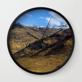 Scottish Views Wall Clock