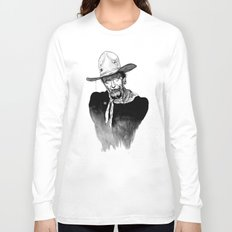Zombie Wayne. Long Sleeve T-shirt