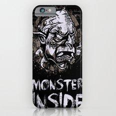 Monster Inside iPhone 6s Slim Case