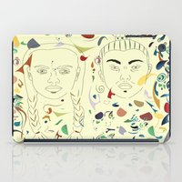 japan iPad Cases featuring Japan by March Hunger