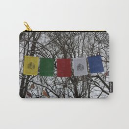 Prayer flags Vilnius Carry-All Pouch