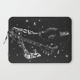 Slash Guns n Roses Laptop Sleeve