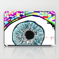iris iPad Cases featuring Iris by Beyond Infinite