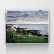 Seaside Cottage Laptop & iPad Skin