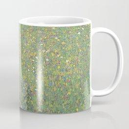Gustav Klimt - Landscape Garden (Meadow in Flower) 1906 Coffee Mug