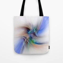 The Wings of Time Tote Bag