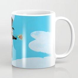 Professor Jetpack Penguin. Esquire.  Coffee Mug