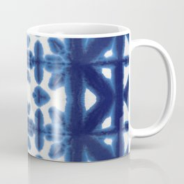 Royal Pima Shibori Coffee Mug