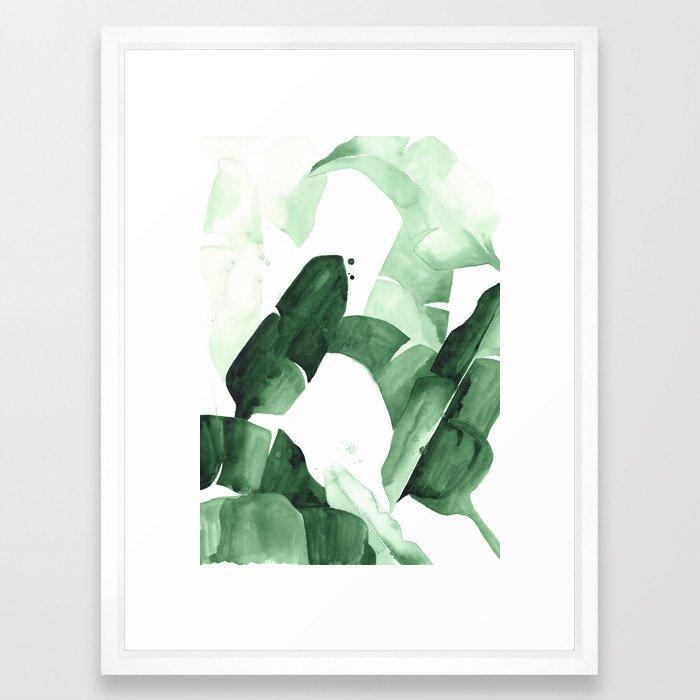 Beverly I Framed Art Print