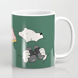 In the bush (Peepoodo) Coffee Mug