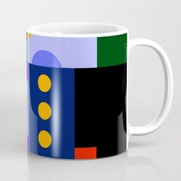 Abstract Drip Coffee Mug
