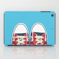 british iPad Cases featuring Casual British by Matt Andrews