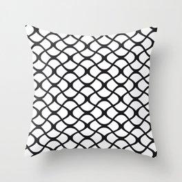 NET Throw Pillow