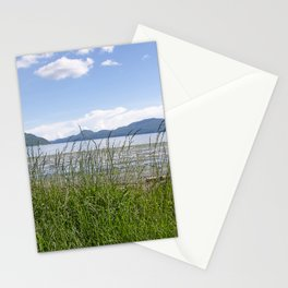 CRESCENT BEACH LOW TIDE ORCAS ISLAND Stationery Cards