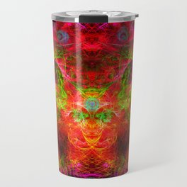 The Flying Shaman Travel Mug