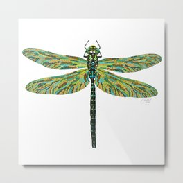 Dragons DO Exist, And They Fly Too! Metal Print