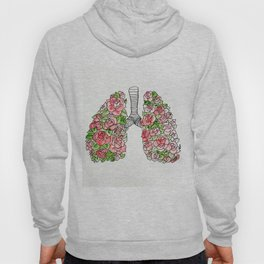 All the Air in My Lungs Hoody