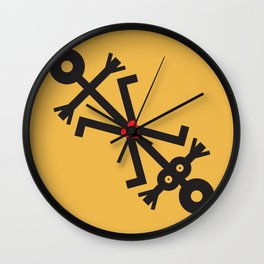 Making Love Icon Wall Clock