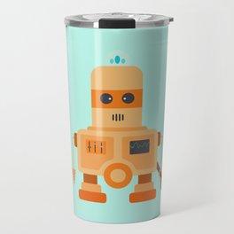 Robo Demolisher Travel Mug