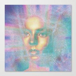 Beautiful Oblivion Canvas Print