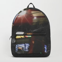 on the right track Backpack
