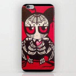 """Bat """"Murcielago""""  iPhone Skin"""