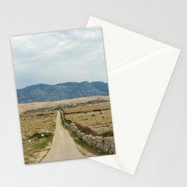 Velebit Mountains Stationery Cards