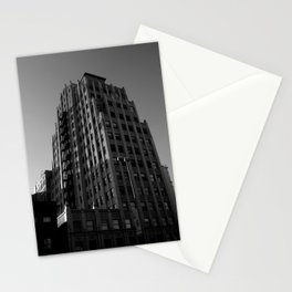 Down to the Sleeping City Stationery Cards