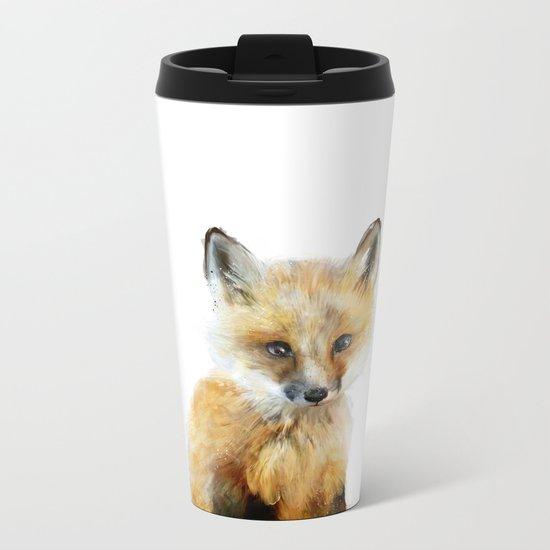 Little Fox Metal Travel Mug