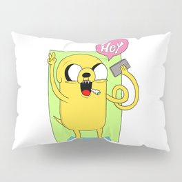 Jake - Hey Pillow Sham