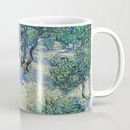 Olive Orchard by Vincent van Gogh Coffee Mug