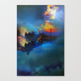 Time keepers Canvas Print