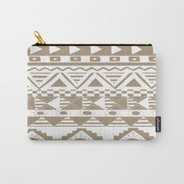 Aztec Gold Carry-All Pouch