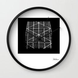 Iconic_Hancock Wall Clock