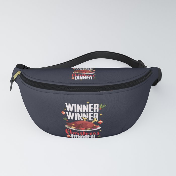 Winner_Winner_Christmas_Dinner_Fanny_Pack_by_Wild_Dog_Art__One_Size__fits_23_to_52_around_
