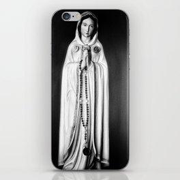 Maria Rosa Mystica iPhone Skin